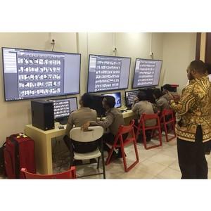 Система распознавания лиц компании Вокорд  обеспечивает безопасность на улицах Джакарты