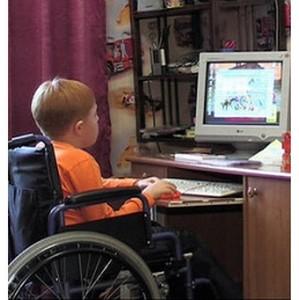 Более 300 детей с ограниченными возможностями будут обучаться через интернет