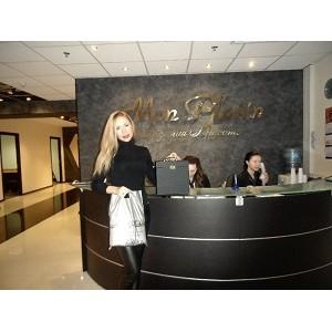 К нам в гости заглянула Анастасия Гребенкина! Отзыв фигуристки об Академии Красоты.