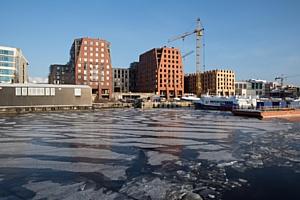 «Аквилон-Инвест» продолжает реализацию проекта комплексной застройки набережной в Архангельске
