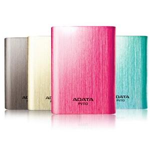 Компания Adata выпускает внешний аккумулятор PV110