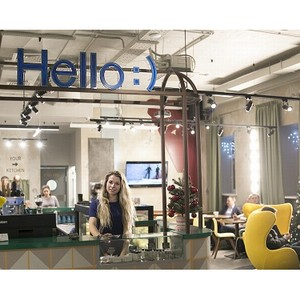 В Петербурге открыт второй гибрид-отель сети Netizen Hotel | Hostel