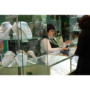 В Киеве открылась крупнейшая выставка Украины «Ювелир Экспо»