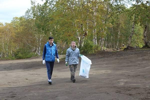 На Камчатке прошла акция Народного фронта «Генеральная уборка страны»