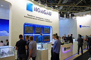 На 17-ой выставке Металлообработка 2016 компания «Привет-Медиа» построила выставочный стенд Norgau