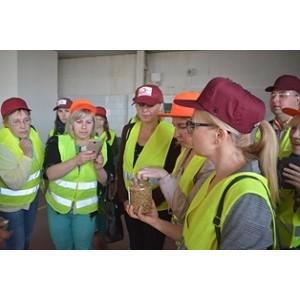 «Открытые пивоварни» в Иванове: завод AB InBev Efes посетили журналисты и гармонисты