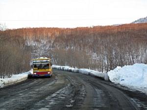 ОНФ обратил внимание властей Петропавловска-Камчатского на состояние дороги в поселок Долиновка
