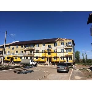 Эксперты ОНФ обеспокоены возможным срывом сроков строительства жилья для переселенцев в Оренбурге