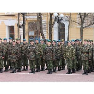 При поддержке ОНФ в Благовещенске стартовал Слет военно-патриотических клубов Амурской области