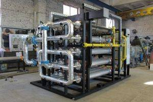 Увеличение времени хранения продуктов - азотные установки АМУ