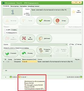 Модернизация программного обеспечения электронной очереди в налоговых инспекциях