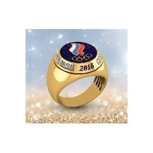 Победителям и призерам Игр XXХI Олимпиады 2016 г. в Рио-де-Жанейро будут вручены памятные перстни