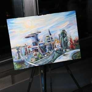 Останкинская башня стала местом открытия выставки «Россия-2150. Программируем будущее»