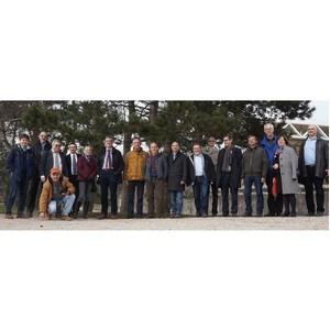 Об участии специалиста ФГБУ «ВНИИКР»  по фитосанитарным мерам в заседании экспертной группы ЕОКЗР