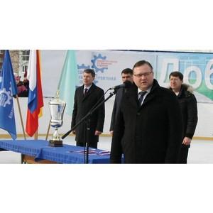 В Уфе открылся турнир на Кубок Инорса