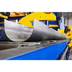Завод «Автокран» лидирует в машиностроении