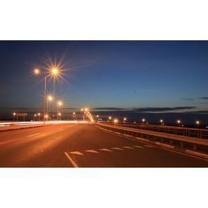 Белгородэнерго реализует крупный проект по освещению новых автомагистралей области