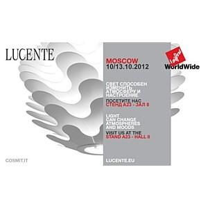 Lucente и «Тесли» примут совместное участие в выставке i Saloni WorldWide Moscow