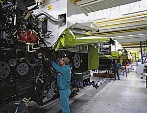 Завод Claas стал рабочей площадкой для технических специалистов АПК Краснодарского края