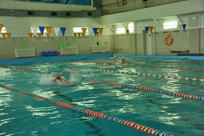 Смоленские таможенники определили сильнейшую команду в эстафетном плавании