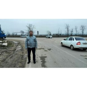 Активисты ОНФ провели мониторинг опасных участков дорог в Дагестане