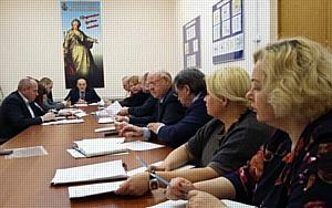 Ректорат НИЕВ: задачи на текущий месяц