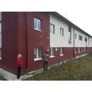 Активисты ОНФ в Карелии выявили недостатки в домах для переселенцев из аварийного жилья в Чалне
