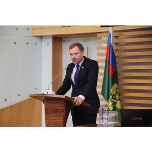 А. Кутепов: Рациональное управление государственным имуществом - это стабильные поступления в бюджет