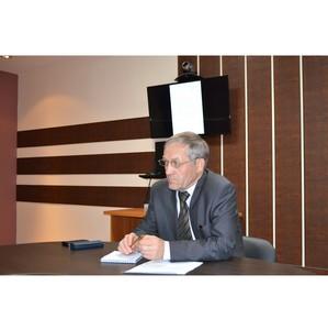 10 ноября прошло совещание в Кадастровой палате Курганской области