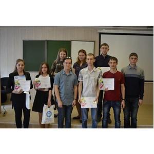 Итоги работы секции экологии на XV научной конференции студентов Рубцовского филиала АГУ