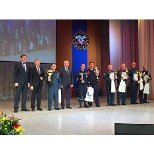 Спасатели Московской области – в числе лучших в Центральном федеральном округе