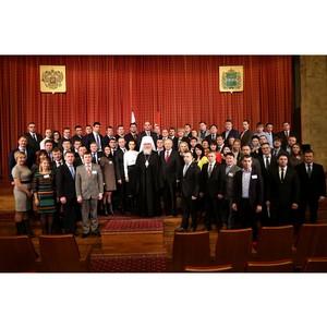 Выездное заседание Палаты молодых законодателей