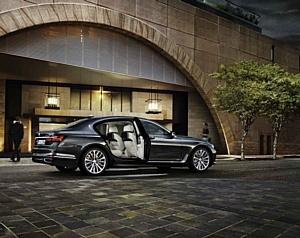«Сбербанк Лизинг» предлагает специальные условия на BMW 7 серии