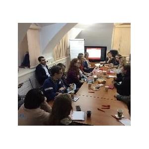 Неформальная встреча московских организаторов донорского движения