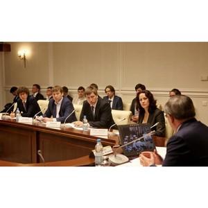Совещание по созданию Совета молодых ученых и специалистов Уральского ФО