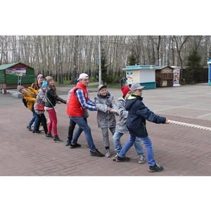«Молодежка ОНФ» в Кузбассе провела акцию «Спортивные выходные»