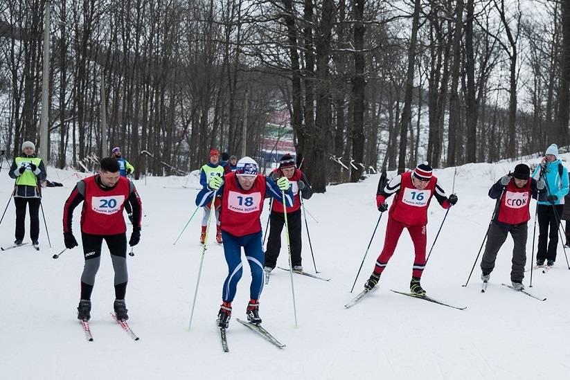 На Стойленском ГОКе завершились состязания по зимним видам спорта
