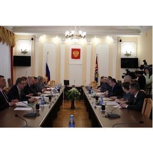 Активисты ОНФ передали губернатору Ивановской области предложения по итогам региональной конференции