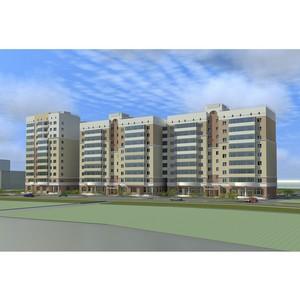 В историческом районе Архангельска - Соломбале завершается строительство 17,1 тыс. кв. м жилья