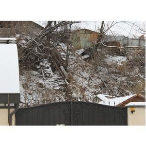 Активисты ОНФ в Кабардино-Балкарии выявили отсутствие изоляции на теплотрассе одной из школ Нальчика