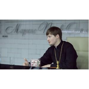 Традиционная православная встреча в «Маринс Парк Отель Нижний Новгород»