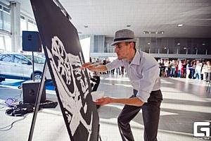 В Краснодаре презентовали новый Ford Kuga при поддержке Шато Тамань