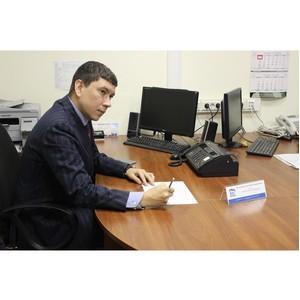 Более 20 запросов поступило к депутату Городской думы Нижнего Новгорода за последние два месяца