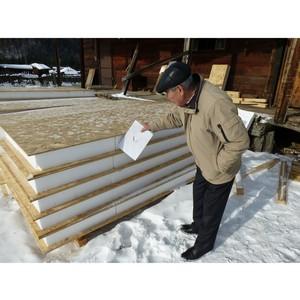 ОНФ в Хакасии добивается приостановки строительства с нарушением норм дома для переселенцев