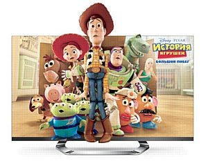 ��������� 3D-������� Disney � ����������� LG Smart TV