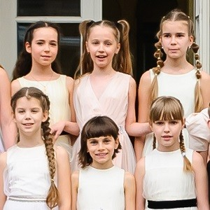 Детский хор «Великан» при поддержке БФ «Сафмар» принял участие в хоровом чемпионате России