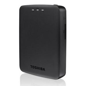 Toshiba представляет беспроводной накопитель Canvio AeroCast