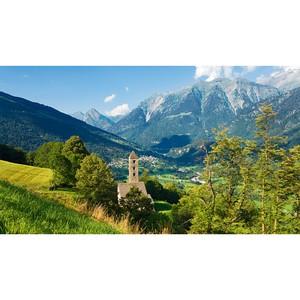 Продаётся земельный участок под строительство в горной долине Швейцарии