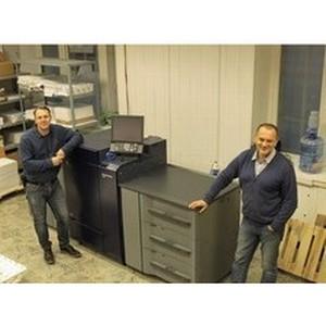 «Павел» ВОГ выводит цифру в отдельное направление бизнеса с AccurioPress C6100