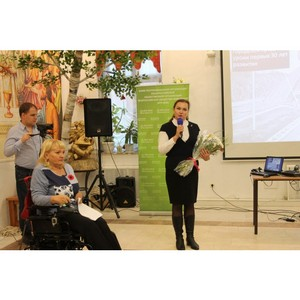 Активисты ОНФ в Коми приняли участие в региональном форуме по развитию доступной среды